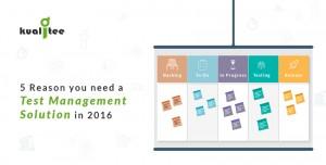 Test Management Solution