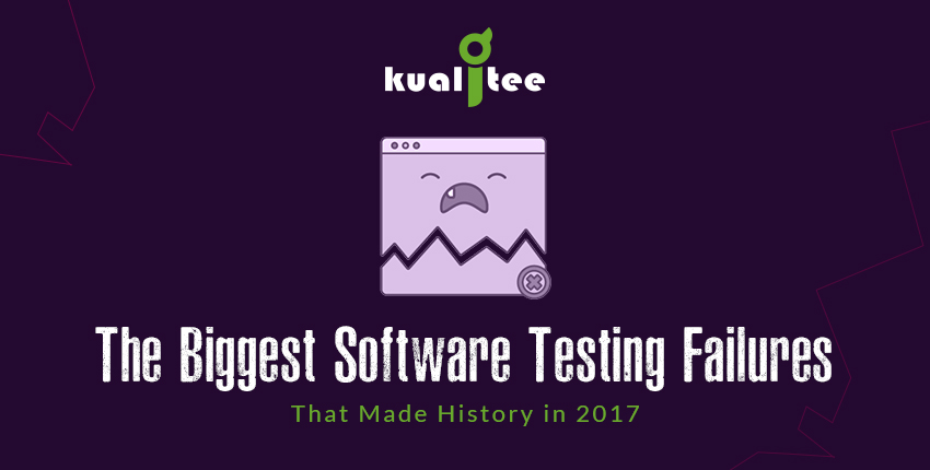 Software Testing Failures