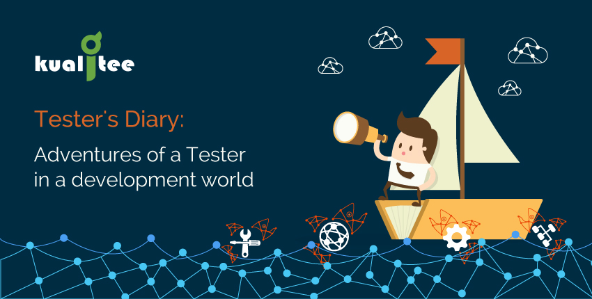 Testing in a development world
