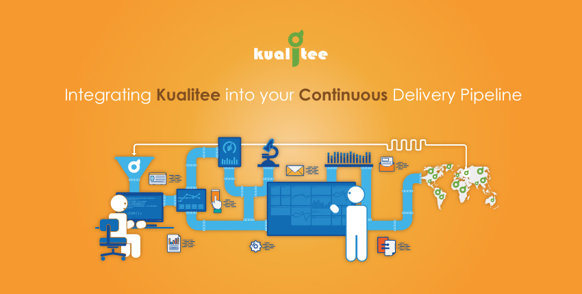 Continuous delivery automation