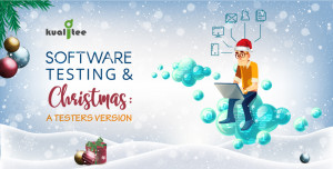 software testing and Christmas