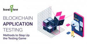 Blockchain application testing
