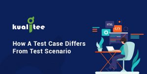 Test Case Differs From Test Scenario